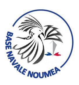 Logo Base navale de Nouméa