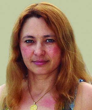 Marina Poddubetskaia